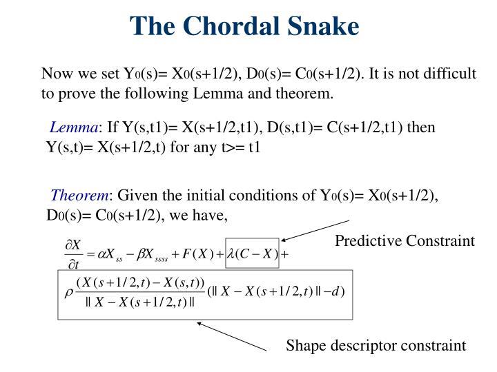 The Chordal Snake