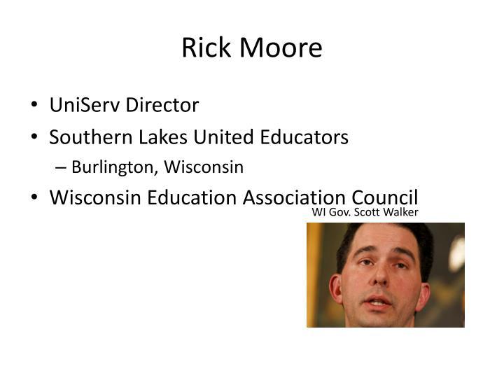 Rick Moore
