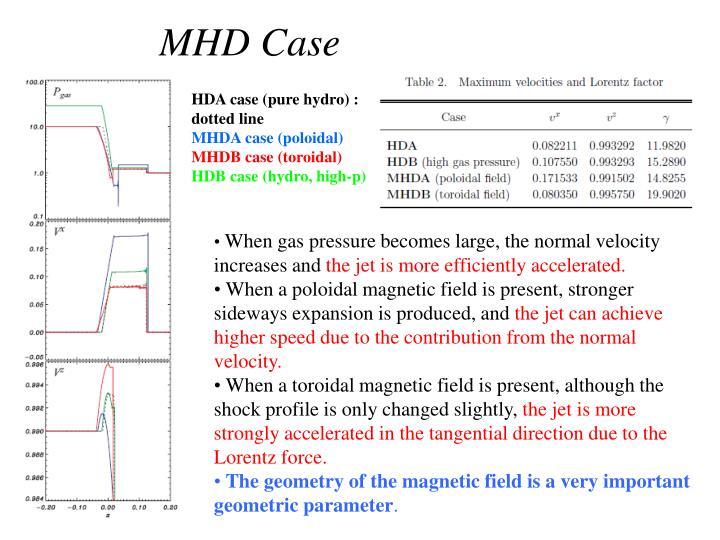MHD Case