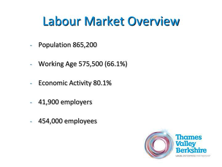 Labour market overview