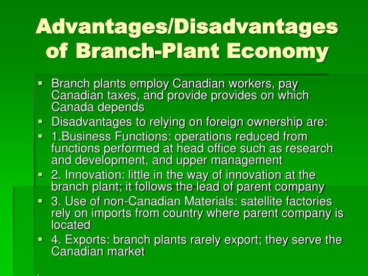Industrialization in Canada