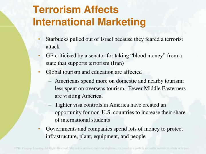 Terrorism Affects
