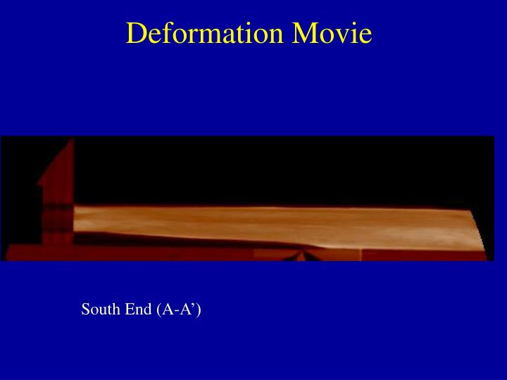 Deformation Movie