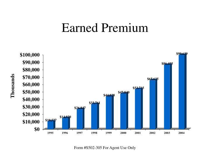 Earned Premium
