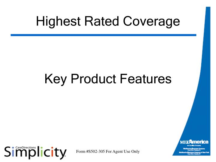 Highest Rated Coverage