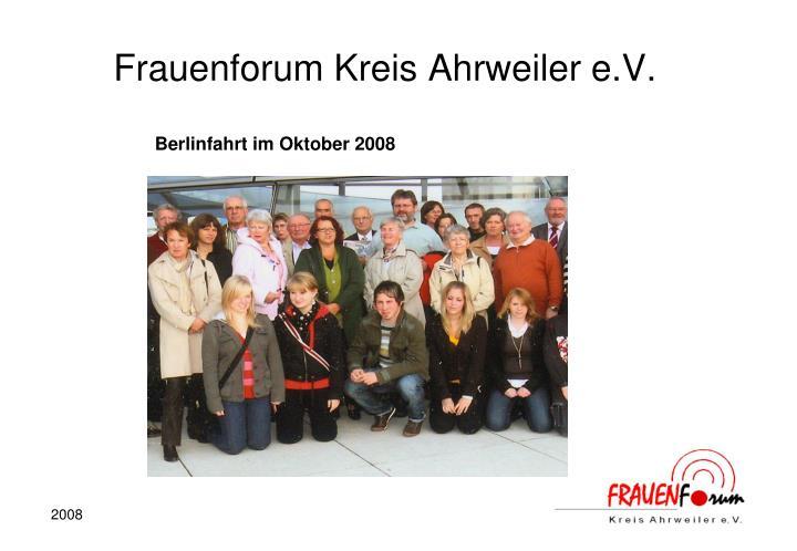 Frauenforum Kreis Ahrweiler e.V.