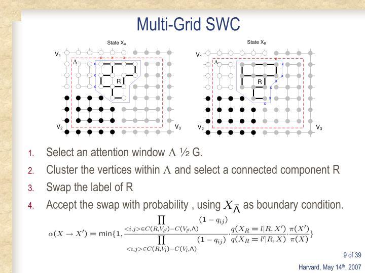 Multi-Grid SWC