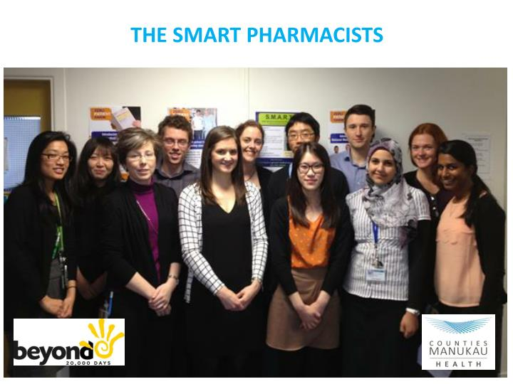 THE SMART PHARMACISTS