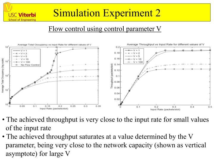 Simulation Experiment 2