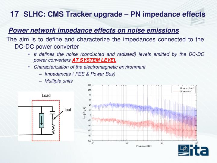 SLHC: CMS Tracker upgrade – PN impedance effects