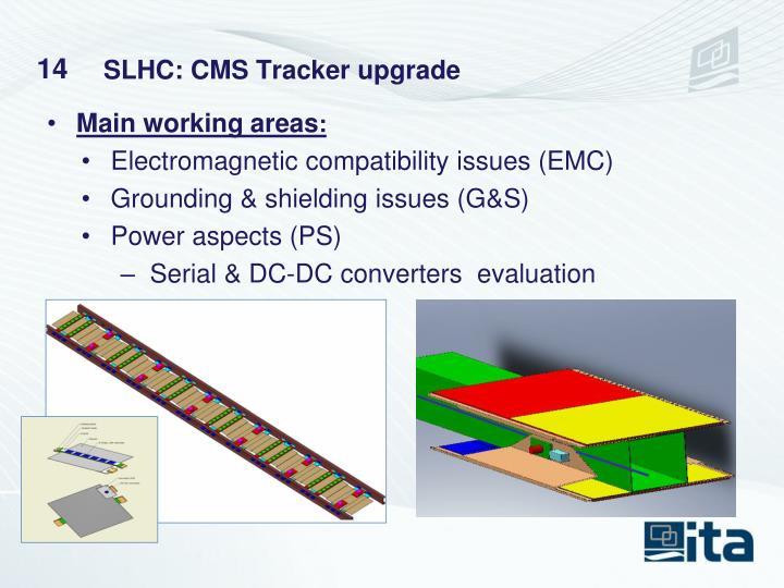 SLHC: CMS Tracker upgrade