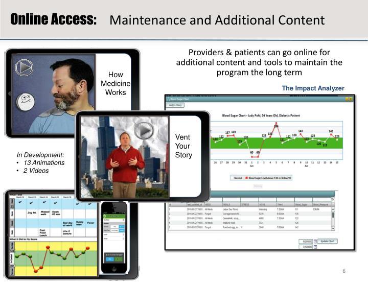 Online Access: