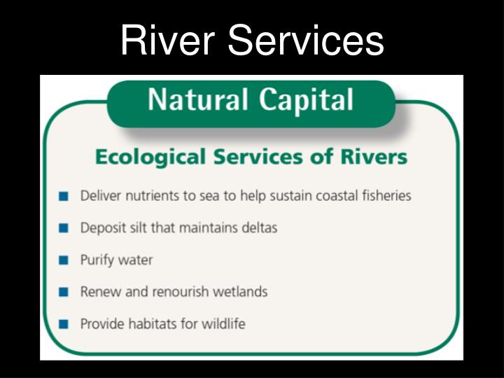 River Services