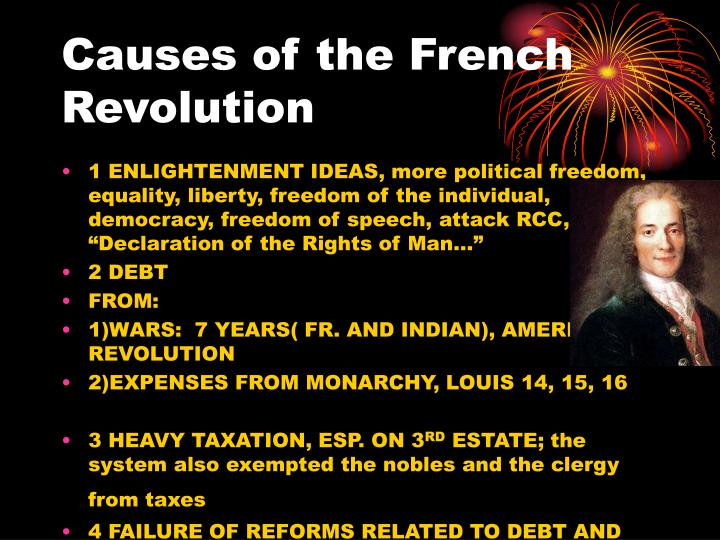 causes of the french revolution pdf