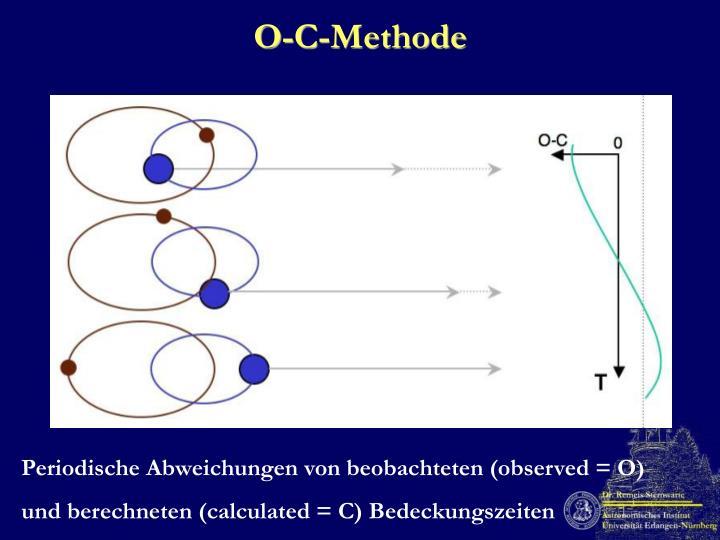 O-C-Methode