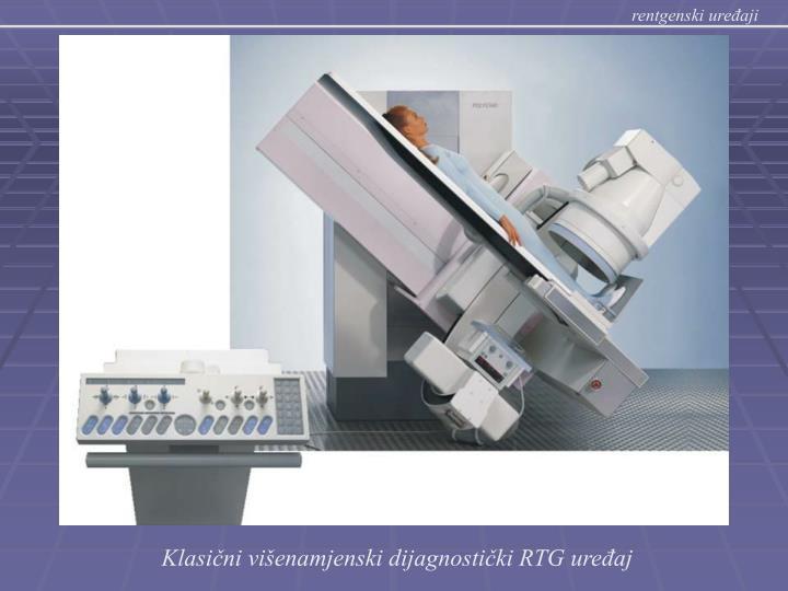 rentgenski uređaji