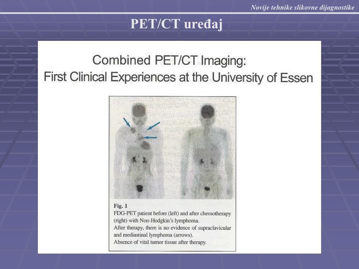 Novije tehnike slikovne dijagnostike