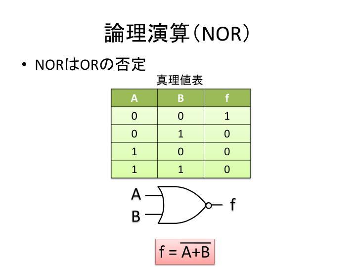 論理演算(