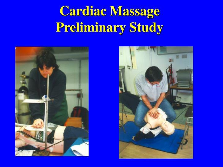 Cardiac Massage