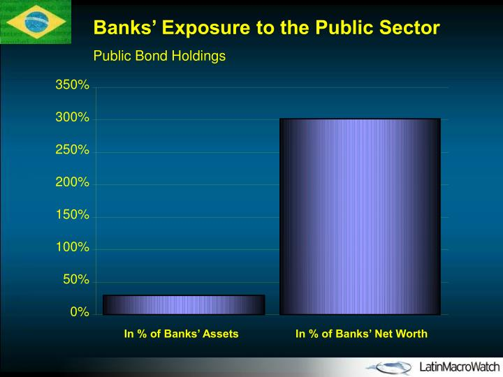 Banks' Exposure to the Public Sector