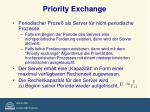 priority exchange