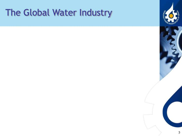The Global Water Industry