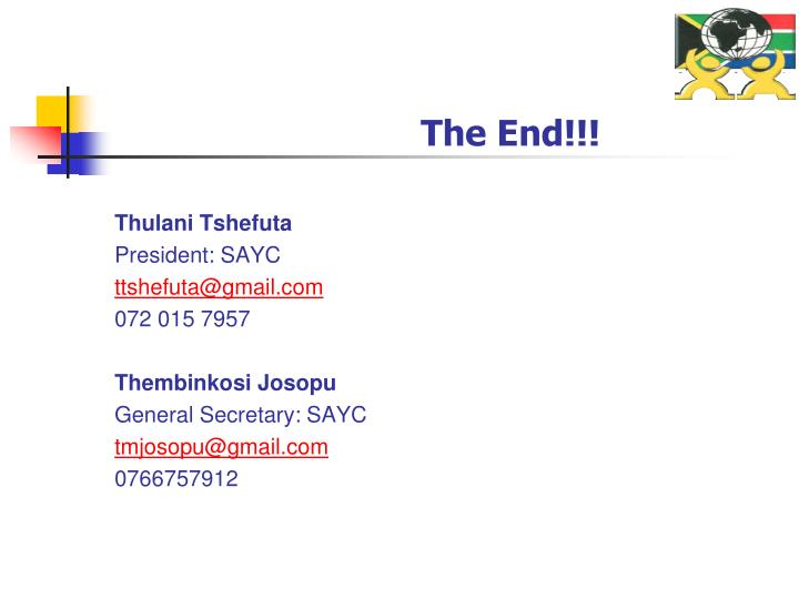 Thulani Tshefuta