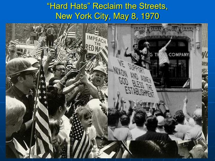 """Hard Hats"" Reclaim the Streets,"