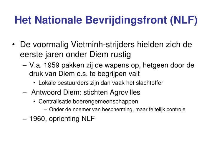 Het Nationale Bevrijdingsfront (NLF)