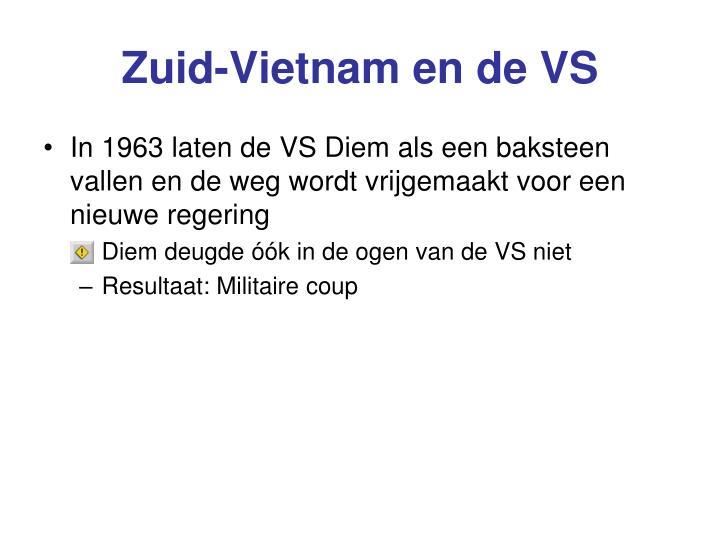 Zuid-Vietnam en de VS