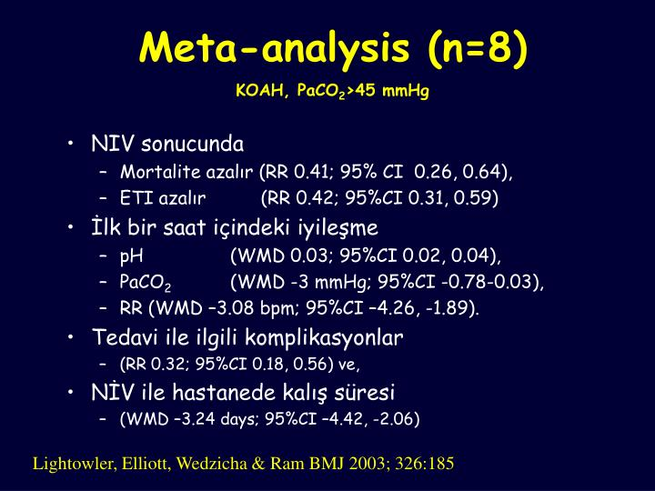 Meta-analysis (n=8)