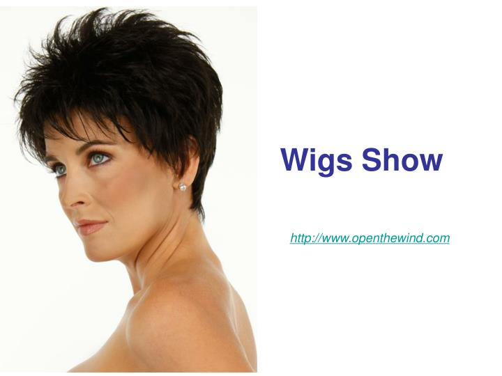 Wigs show