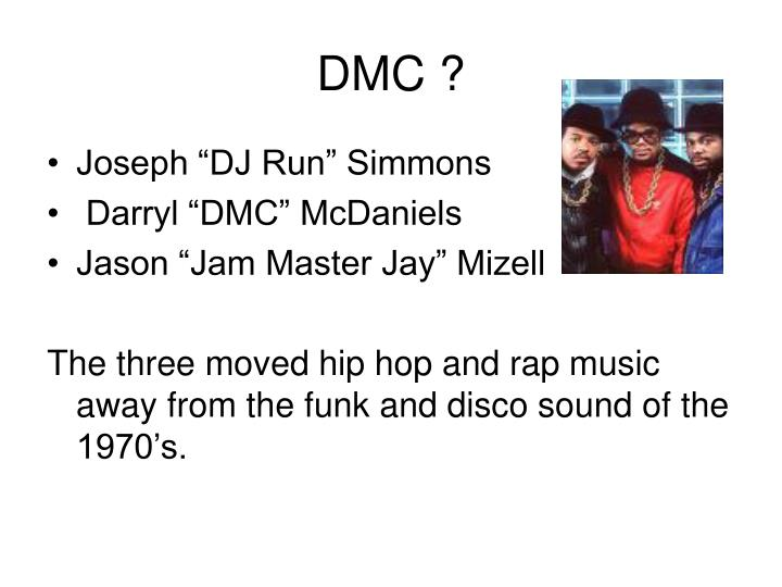 DMC ?