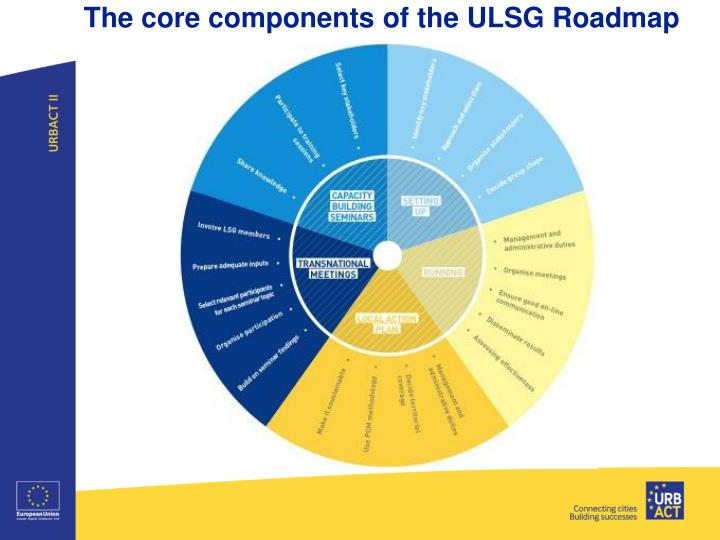 The core components of the ULSG Roadmap
