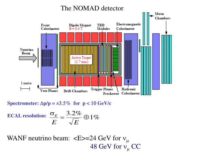 The NOMAD detector