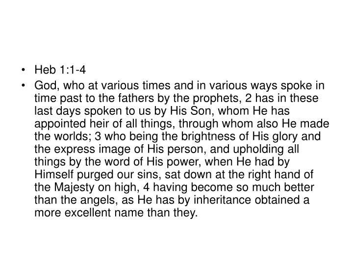 Heb 1:1-4
