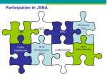 participation in jsna