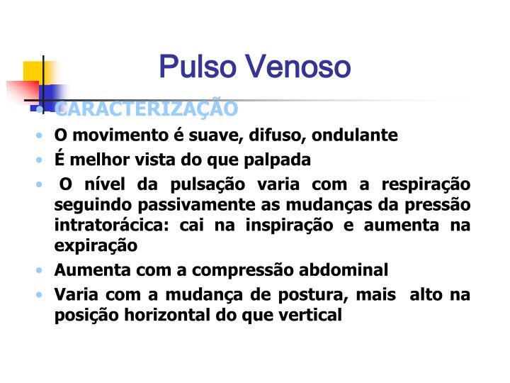 Pulso Venoso