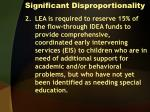 significant disproportionality4