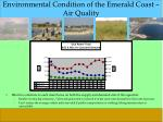 environmental condition of the emerald coast air quality2