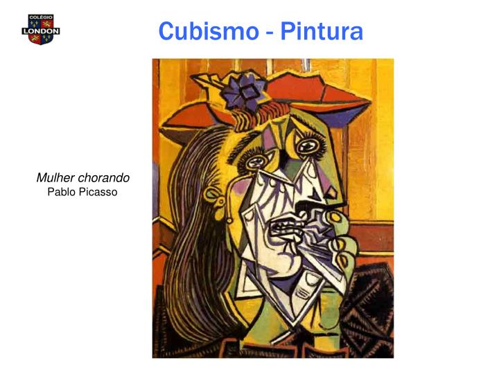 Cubismo - Pintura