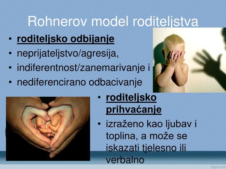Rohnerov model roditeljstva