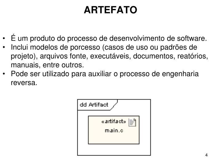 ARTEFATO