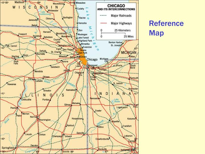 Reference Map