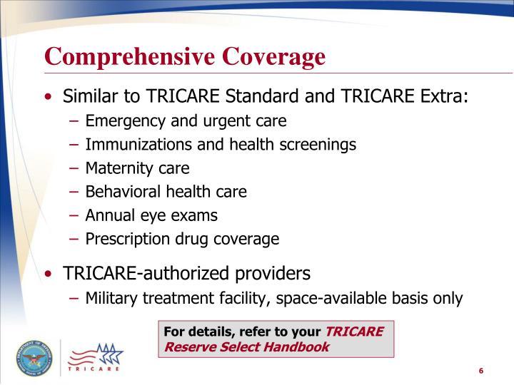 Comprehensive Coverage