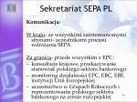 sekretariat sepa pl1