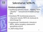 sekretariat sepa pl2