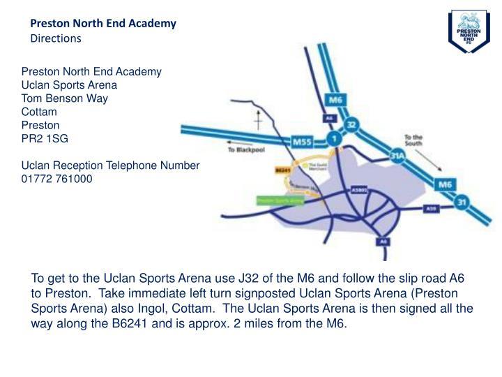Preston North End Academy