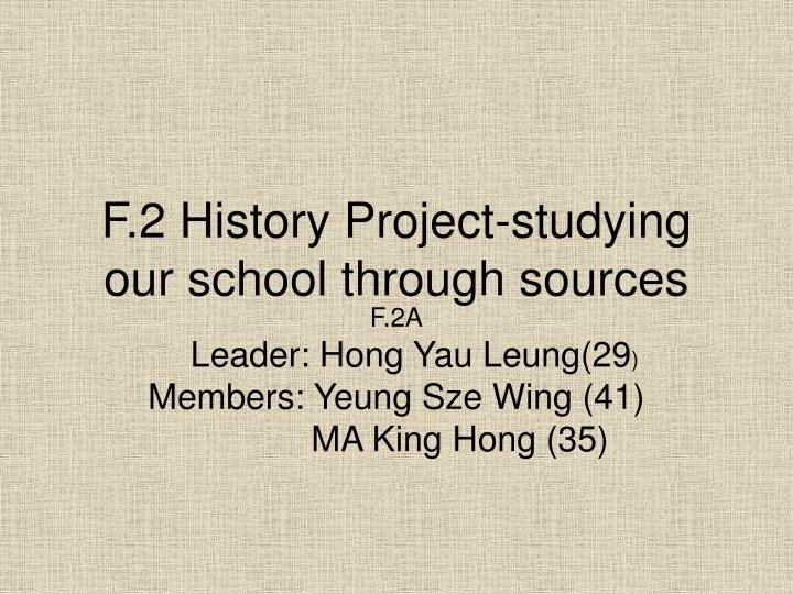 contents of project study 1 The page contents should be guidelines for writing an undergraduate 12 the significance and motivation of the study/project, 13 aim and.
