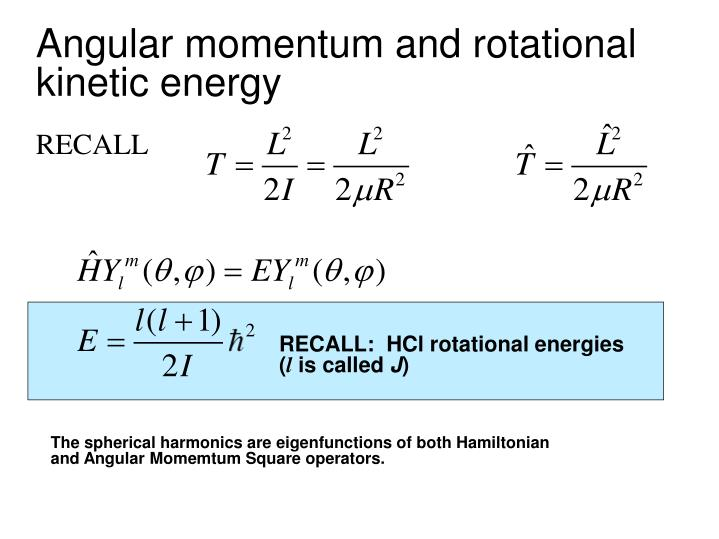 PPT - Quantum Mechanical Model Systems PowerPoint ...